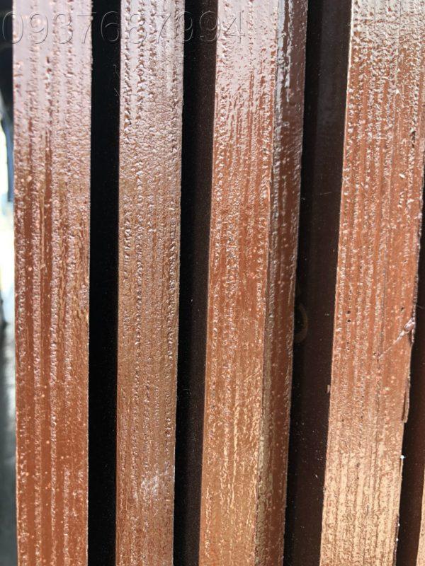 Cạnh ván ép phủ phim 12mm